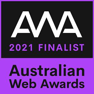Digital Practice Australian Awards Finalist 2021
